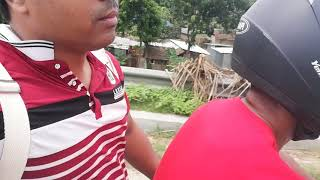 preview picture of video 'মোটরসাইকেলে সৈয়দপুর বিমানবন্দর || Mahabur Alam Shohag'