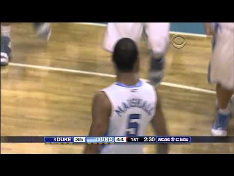 Video: Kendall Marshall Spins on Seth Curry