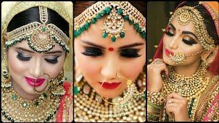 Top Choice Beautiful And Elegant Indian Bridal Jewellery/Matha Patti Design