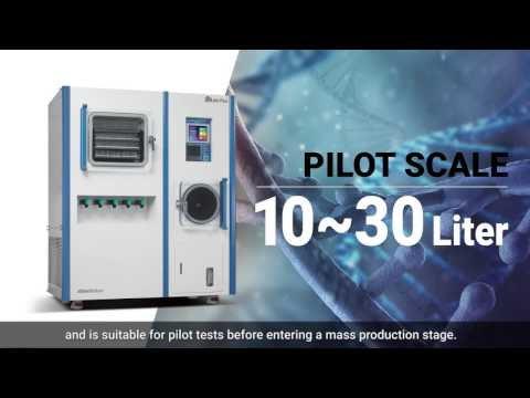 Pilot Scale Table Top Freeze Dryer