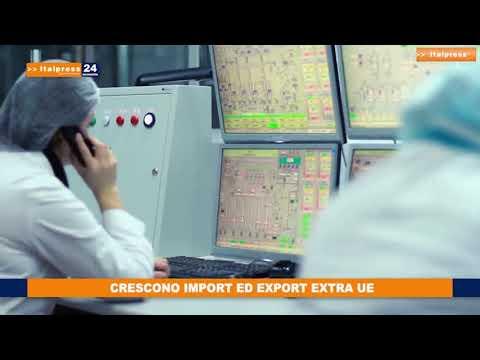 CRESCONO IMPORTAZIONI ED EXPORT EXTRA UNIONE EUROPEA