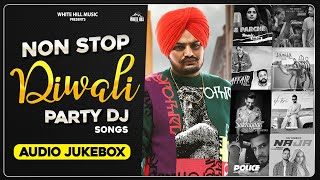 Non Stop DJ Songs | Happy Diwali Songs Jukebox | Punjabi DJ Songs 2020 | Sidhu Moosewala | Ammy Virk