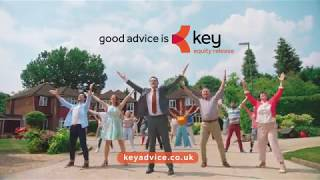 Key Equity Release TV Advert 2018 - 60 seconds