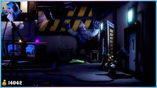 Luigi's Mansion 3   Part 1   Bustin' Makes LauraKBuzz Feel Good