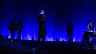30 seconds to mars HEAVEN live from AppleStore in Berlin 24th February 2014