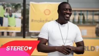 Let it burn by Akon 2016