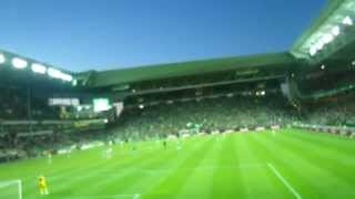 preview picture of video 'ASSE-Ajaccio, Saint-Etienne Coupe d'Europe !'