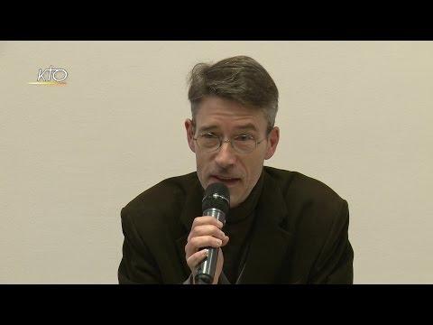 Colloque Newman 2016 - Conférence de M. Grégory Solari