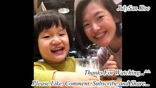Siha Bong Makes A Cute Selca With His Mom, Cute BonBi is Growing Up Now FMV The Return Of Superman
