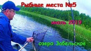 Карты рыболовных мест ленинградская область