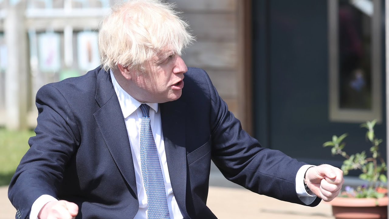Boris Johnson to push ahead with reopening despite rise in Indian variant cases
