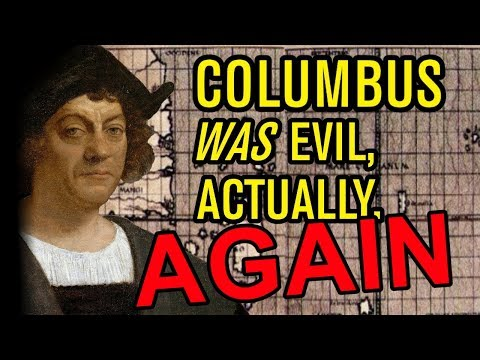 Knowing Better Columbus AGAIN - Response to Knowing Better's 'Response'