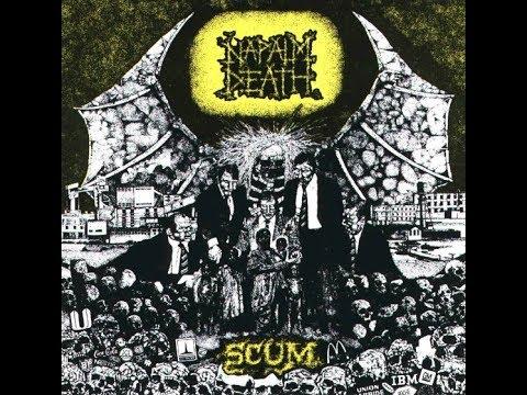 Napalm Death - Scum 1987 (Legendado em Português) FULL ALBUM LYRICS