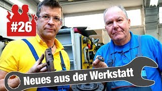 Rentner-Kupplung hält immer nur 4000 km & Audi-Turbolader ausgeschlagen   Neues aus der Werkstatt 26
