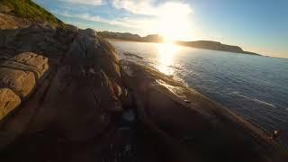 IFlight Megabee FPV Drone in a beach in Rio