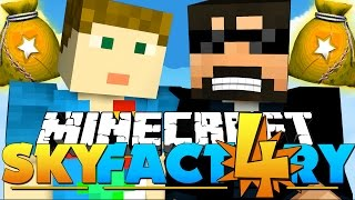 Minecraft: SkyFactory 4 -LOOT BAGS EVERYWHERE!! [13]
