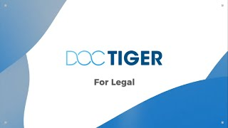 Doctiger Legal Contract Generation