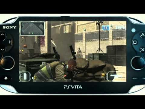 Zipper Interactive pracuje na akční hře Unit 13 pro PS Vita