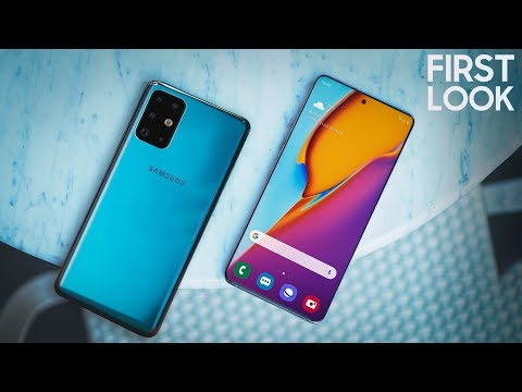 Samsung Galaxy S11 - FIRST LOOK!!!