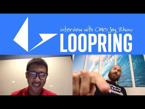 Loopring Interview with CMO Jay Zhou (AIRDROP ALERT!!!)