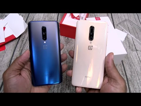 """OnePlus 7 Pro - Limited Edition """"Almond"""""""