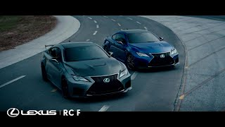 [오피셜] RC F and RC F Track Edition - Detroit Auto Show 2019