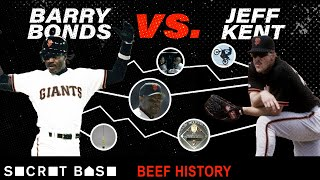 Barry Bonds Beef With Jeff Kent Included Stolen Bus Seats, Motorcycle Mishaps, And A Dugout Fight