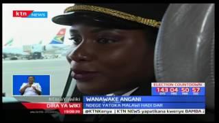 Shirika la Malawi yajaribisha hatua ya wafanyikazi wa ndge kutoka mahandisi na marubani kuwa wa kike