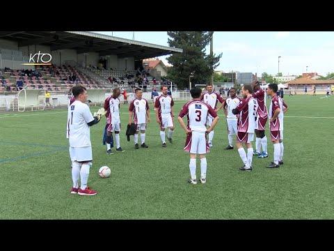 Tournoi inter-séminaire de football : la joie de jouer ensemble