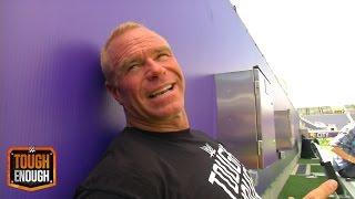 Billy Gunn previews the first WWE Tough Enough challenge - WWE #ToughEnough