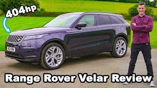 Range Rover Velar review - 0-60mph & brake tested!