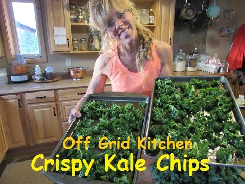 Video How Yo Make Kale Chips~ Best Recipe EVER!