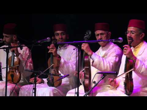 Amsterdams Andalusisch Orkest & Orchestre Temsamani & Zainab Afailal: Nights of Ziryab - Soufi
