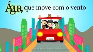 Os 4 Elementos (lyric Video) - Música Infantil Da Turminha Do Tio Marcelo