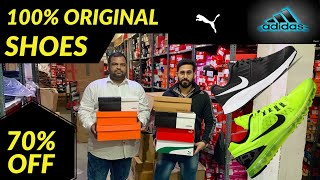 100% Original Shoes at Cheapest Price | 70% OFF on Nike, Puma, Adidas, Reebok | Cheapest Guaranteed
