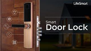 LifeSmart Smart Door Lock - 智能门锁( 好康头 Bonus 附加 English Subtitle )
