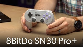 8BitDo SN30 Pro+ review: The best controller for the PC?