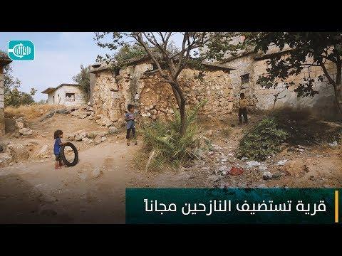 Despite its Poverty Umm Rish Hosts IDPs for Free