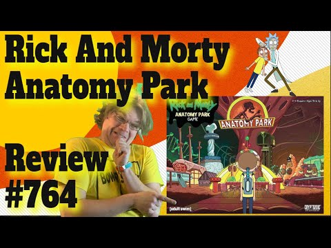 Bower's Game Corner: Rick And Morty: Anatomy Park- The Game Review