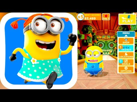 despicable me minion rush walkthrough christmas edition vector boss battle iphone ipad ios android by theworstever game video walkthroughs - Minion Rush Christmas