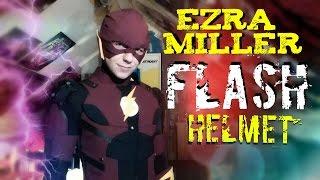 Ezra Miller Flash Helmet Build
