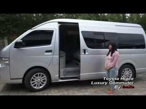 Hiace Luxury Commuter