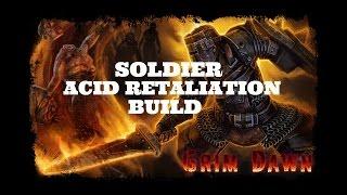 Grim Dawn Soldier Build - Kênh video giải trí dành cho thiếu