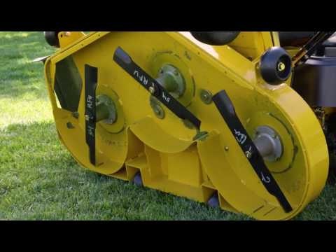 2019 Hustler Turf Equipment Raptor Flip-Up 54 in. Kawasaki FR691 23 hp Zero Turn Mower in South Hutchinson, Kansas - Video 3