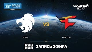 North vs FaZe Clan - IEM Sydney - de_cache [ceh9, flife]