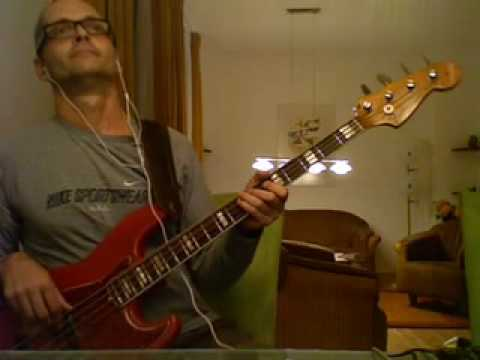use me - bill withers - bass jam