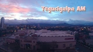 preview picture of video 'Tegucigalpa AM - Time Lapse'