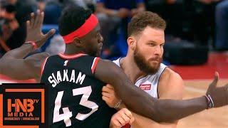 Toronto Raptors vs Detroit Pistons 1st Half Highlights | March 17, 2018-19 NBA Season