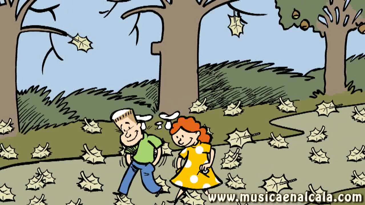 LLegó el Otoño - El otoño de Vivaldi