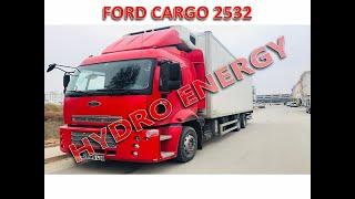 Ford cargo 2532 hidrojen yakıt tasarruf cihaz montajı